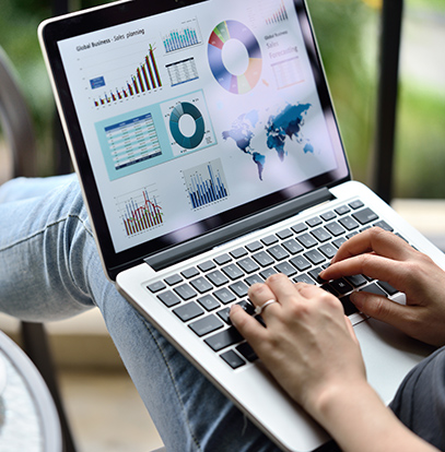 Enable a range of comprehensive reports