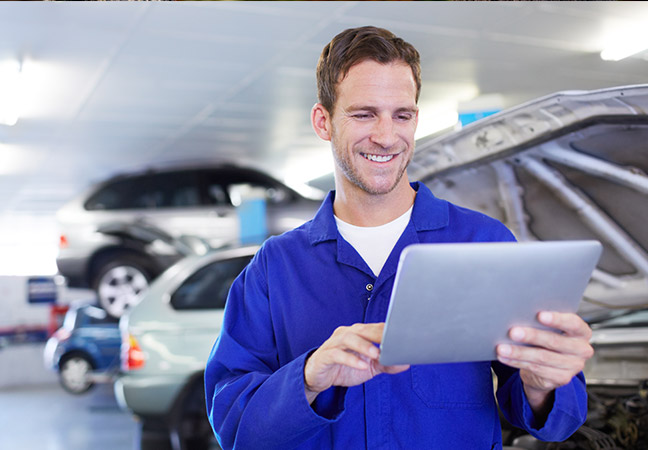 Mobility management in automotive and manufacturing