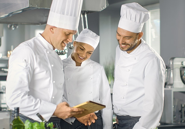 Endpoint management in hospitality